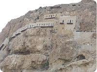 Ιερά Μονή Σαρανταρίου Όρους
