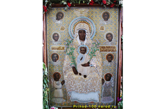 Παναγίας της Σικελιώτισσας του Ντιβνογκόρσκ