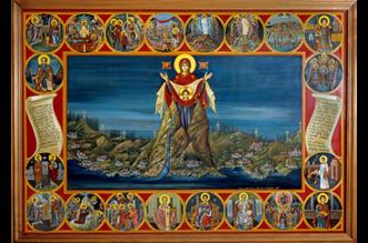 Παναγία Άγιο Όρος