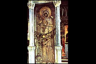 Παναγία Γερόντισσα - Ιερά Μονή Παντοκράτορος