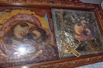Στην Αργολίδα η Παναγίας η Κατακεκρυμμένης ή Πορτοκαλούσα (Άργος)