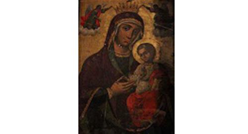 Στη Χίο η Παναγία Αγιογαλούσαινα
