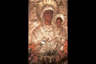 Παναγία η Θεοσκέπαστη στην Άνδρο