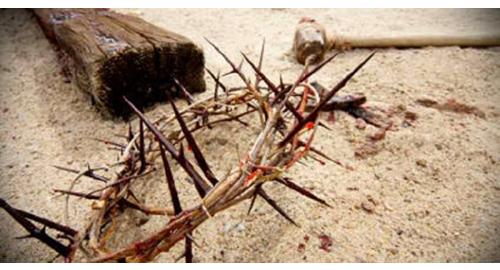 ακάνθινο στεφάνι του Χριστού