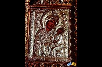 Παναγία Φοβερά Προστασία - Ιερά Μονή Κουτλουμουσίου