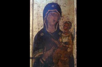 Παναγία η Λαοδηγητρίας στην Θεσσαλονίκη