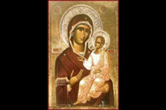 Στη Φωκίδα η Παναγία η Κουτσουριώτισσα