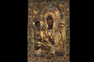 Παναγία Τριχερούσα – Ιερά Μονή Χιλανδαρίου