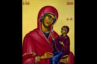 Αγία Άννα.