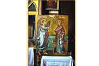 Ευαγγελισμός της Θεοτόκου στην Ιερά Μονή Κηπουραίων