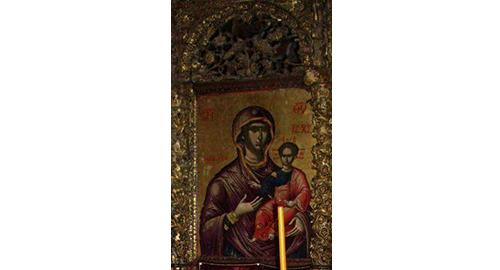 Η Παναγία της Τσούκας