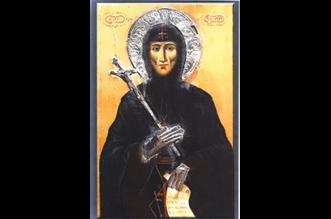Η Αγία Ματρώνα η Χιοπολίτιδα