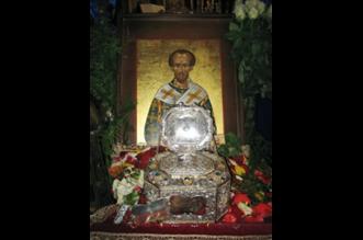 Άγιος Ιωάννης ο Χρυσόστομος.