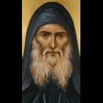 Άγιος Γαβριήλ ο δια Χριστόν σαλός