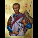Άγιος Θεόδωρος ο Στρατηλάτης.