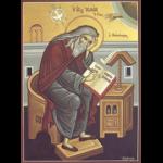 Άγιος Ισαακ ο Σύρος.