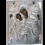 Παναγία η Ελεούσα του Ρεϊσδερέ στην Ιεράπετρα.