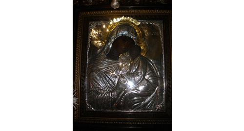 Παναγία Παντάνασσα Σίκινος