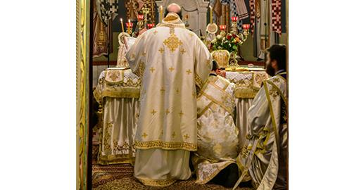 υποψήφιος ιερέας.