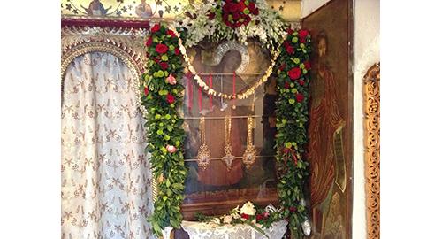 Αγία Μαρίνα στη Βόνη.