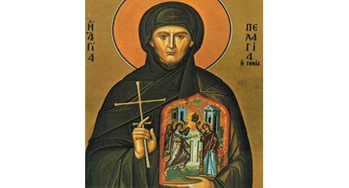 Αγία Πελαγία η Τηνία. Η Γερόντισσα που η Παναγία της αποκάλυψε το ...