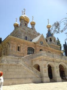 Ιερά Μονή Αγίας Μαρίας Μαγδαληνής 1