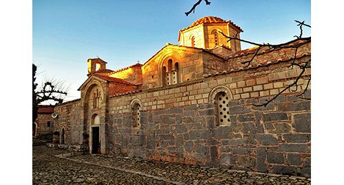 Ιερά Μονή Σαγματά. Το σπίτι του Αγίου Λουκά του Ιατρού στην Ελλάδα ...